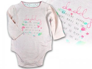 MOTHERCARE body długi rękaw SUPER CENA 56 62 (8)